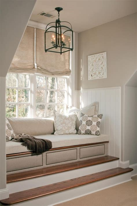 dormer bedroom oversized dormer window with upholstered daybed hgtv
