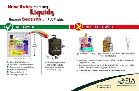 how many carry on bags allowed united pia flights baggage allowance pakistan international