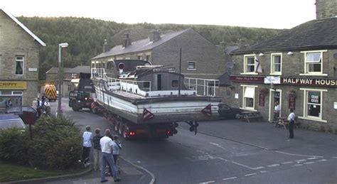 john shepherd boat transport kilmarnock rescuing caprella