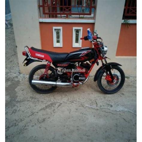 Mesin Rx King Yamaha Rx King Tahun 1994 Surat Lengkap Pajak Aman Mesin