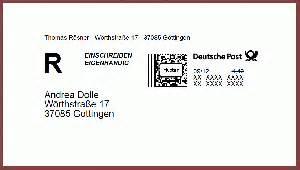 Adressaufkleber Warensendung by Philaseiten De Internetmarken Sind Das Briefmarken Oder