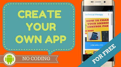 design your own app for free mibhouse