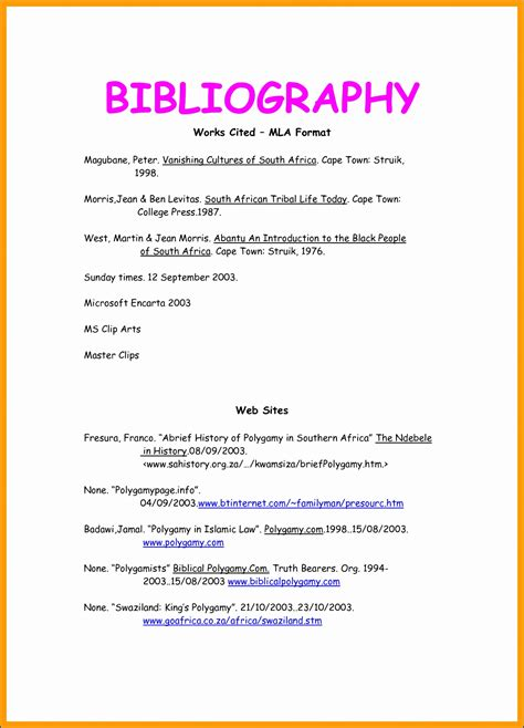 mla annotated bibliography template luxury annotated bibliography template mla best templates