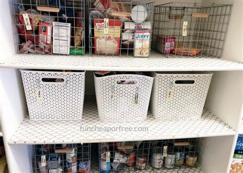 simple pantry organization ideas for the practical