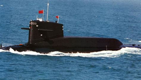 Pe Natuna la chine d 233 veloppe le premier sous marin supersonique