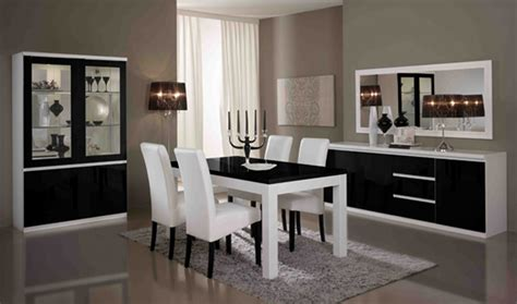 Merveilleux Table Salle A Manger Design Blanc Laque #4: 43.jpg