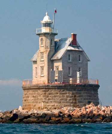 lighthouses of the u s southeastern new york