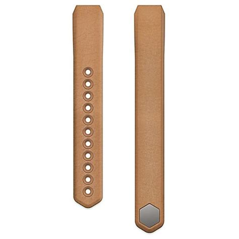 fitbit bed bath beyond fitbit alta camel accessory band bed bath beyond