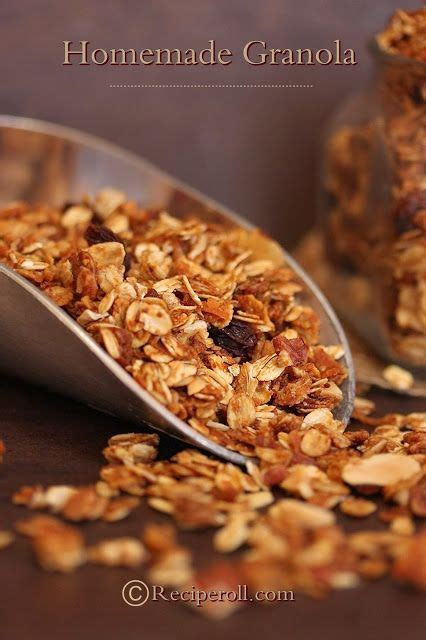 how to make granola at home how to make granola at home maple coconut granola