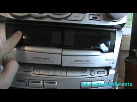 Stereo Mini 3 3 Garis kenwood xd a51 stereo mini hifi component system