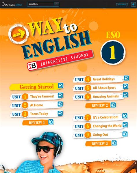 way to english eso way to english 1 interactive student colegio amor de dios c 225 diz