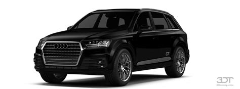 Audi Q7 Configurator by 3dtuning Of Audi Q7 Suv 2016 3dtuning Unique On Line