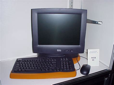 pc web dell web pc 1999