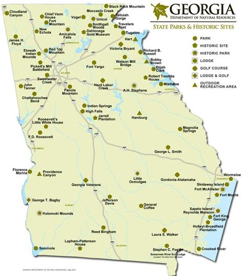 state parks in map state park map tips and tricks for the