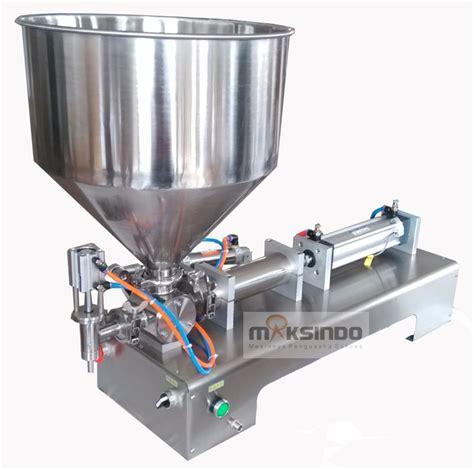 Alat Perekat Plastik Es Krim jual mesin filling cairan dan pasta msp fl300 di malang