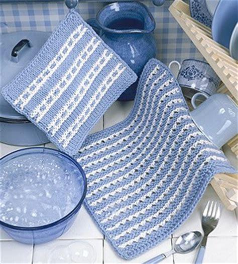 pattern for dishcloth holder knit dishcloth and pot holder patterns leisure arts giveaway