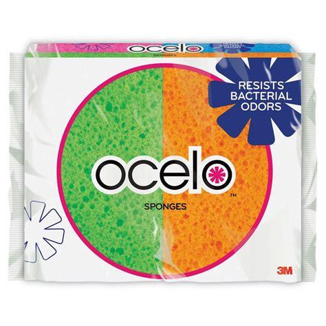 ocelo kitchen sponges