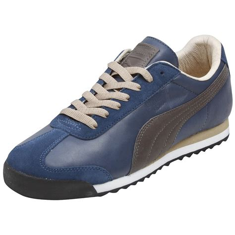 roma shoes mens roma luxe leather casual shoes dazzleshare