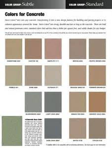 davis concrete color chart davis concrete color chart decorative landscape curbing