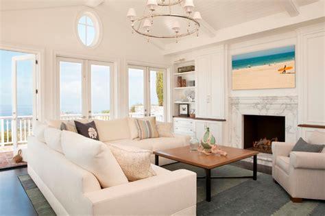 coastal home interiors cape cod style in laguna beach ca beach style living