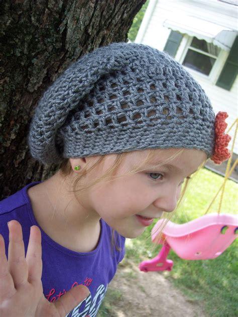 hats for children slouchy hat for children