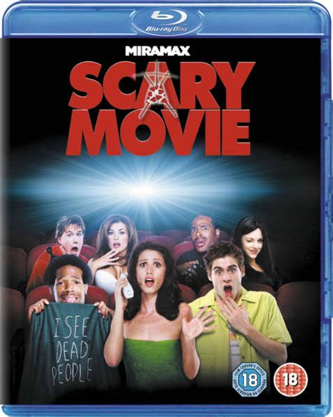 film semi bluray scary movie blu ray zavvi com