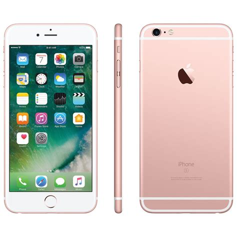 apple iphone 6s plus 128gb unlocked smartphone pink gray silver gold wt ebay