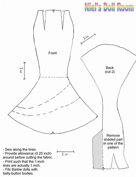 doll clothes pattern tutorial 25 best ideas about barbie sewing patterns on pinterest