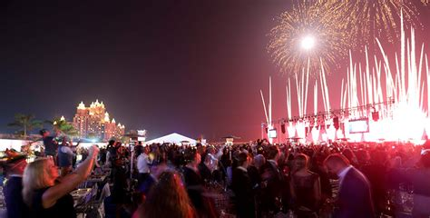 new year dinner dubai 2014 new year s celebrations at atlantis the palm