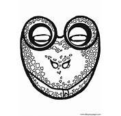 Mascaras Recortables Animales 003  Dibujos Y Juegos Para