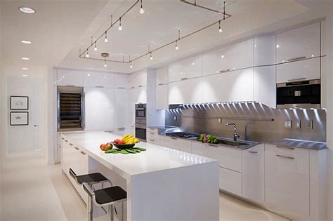 12 Kitchens With Neon Lighting The Cabinet Lighting For Kitchen