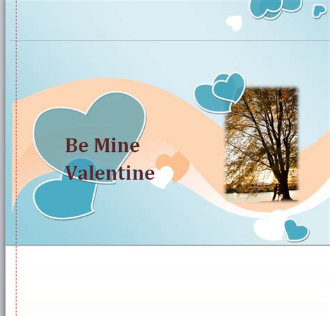 word 2016 valentines day card template s day card template my excel templates