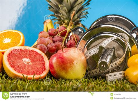 health and fitness composition fruits and vegetables