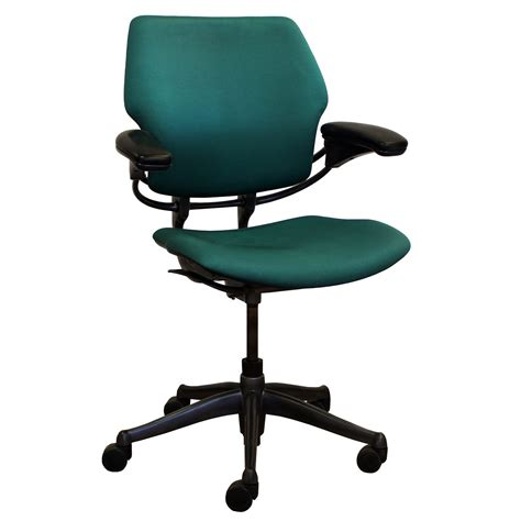 Human Scale Chair by Humanscale Freedom Used Task Chair Green National