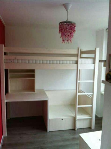 Hoogslaper All In Bed Bureau Kast Knuffelhoek Mits Bunk Bed Risers