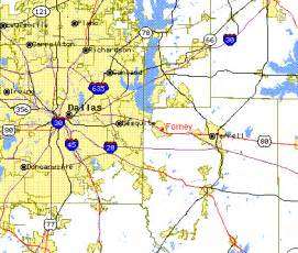 forney map where in the world is forney