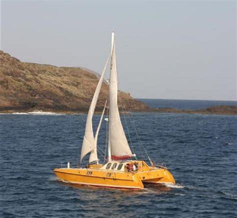 blue azores sail charter yacht charter - Catamaran Charter Azores