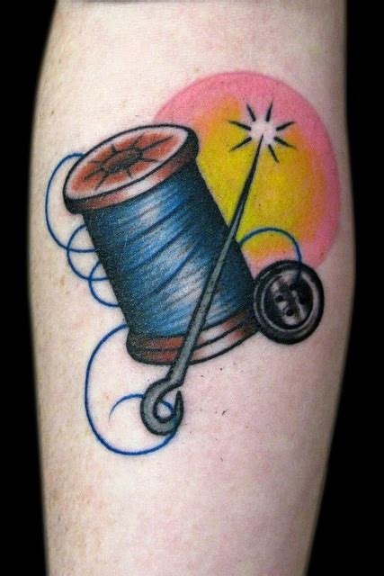 needle and thread tattoo designs 14 best images about needle and thread on