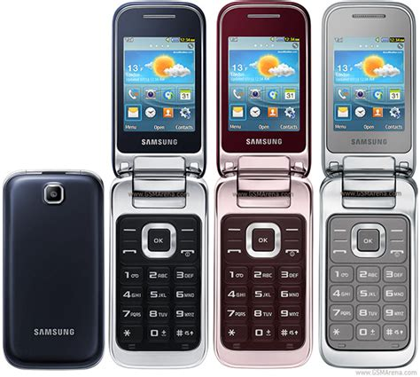 Handphone Samsung C3590 samsung c3590 pictures official photos