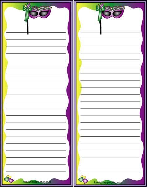 Free Printable Blank Mardi Gras Bingo Card Template by List Of Printable Calling Cards Trials Ireland