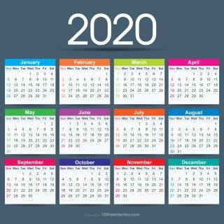 calendar vectors   vector art graphics freevectors