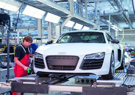 Audi Jahreswagen Ingolstadt Mitarbeiter by Audi Werke Deutschland Standorte Automobil Bau Auto