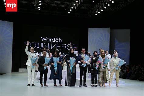 Wardah Di Indo kolaborasi wardah dan delapan desainer kondang di