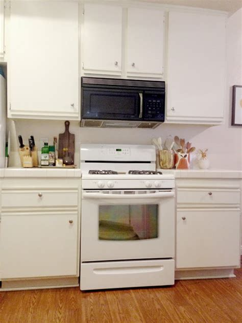 let s die friends easy kitchen cabinet makeover