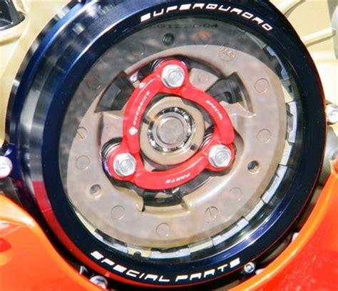 Pressure Plate Bath Clutch Ducati ducati panigale 1199 clutch clear easy access cover by