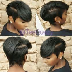 can you cut the weave hair 579 best images about short cuts bobs and weaves and