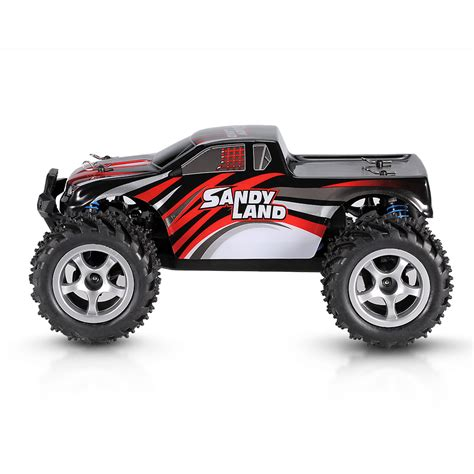 100 Rc Nitro Monster Truck Traxxas The New Revo 3 3