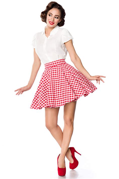 vintage mode swing retro skater swing skirt vintage swing skirts big sizes