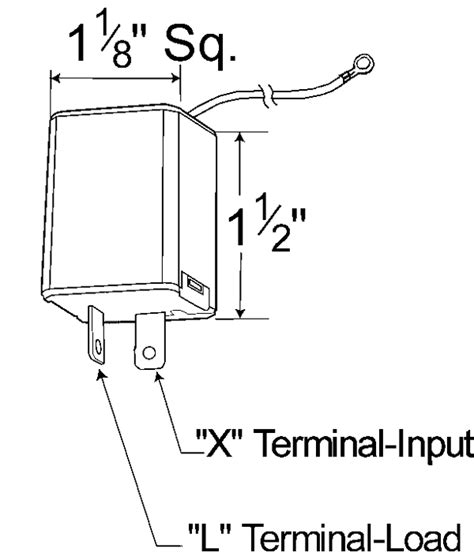 2 pin indicator relay wiring diagram efcaviation