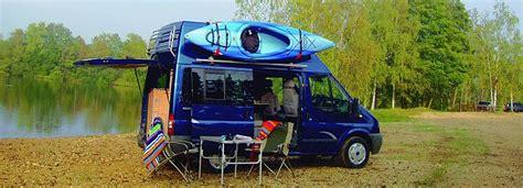 ford transit westfaila nugget high roof camper van